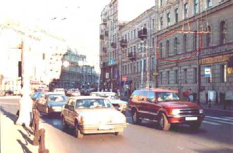 Mini Hotels in St. Petersburg - Nevsky 91