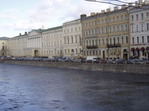 Mini Hotels in St. Petersburg - Anichkov Bridge