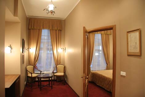 Mini-Hotels in St. Petersbur - Old Viena